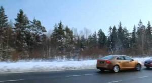 Volvo S60 Slalom 30