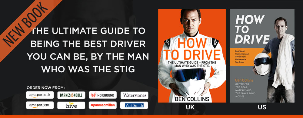How to Drive by Ben Collins